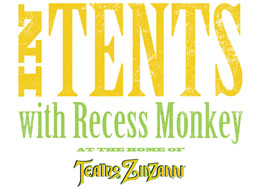 In Tents with Recess Monkey at Teatro ZinZanni