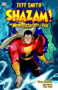 Shazam! The Monster Society of Evil